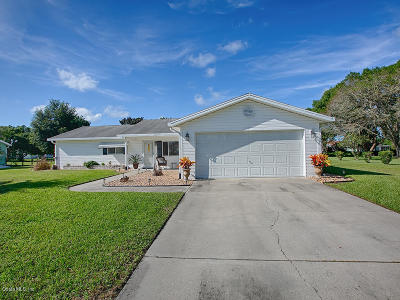 Spruce Creek So Single Family Home For Sale: 10142 SE 176th Street