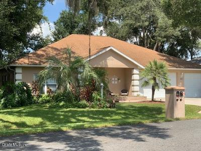 Single Family Home For Sale: 9605 SW 53rd Circle