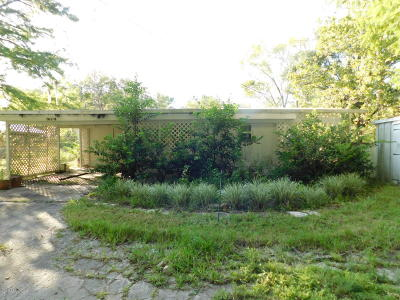 Dunnellon Single Family Home For Sale: 16100 SW 137th Court