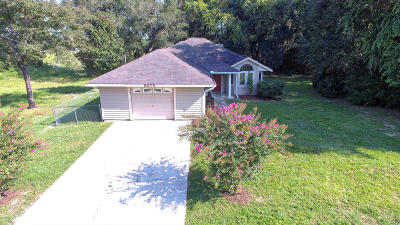 Summerfield Single Family Home For Sale: 8675 SE 155th Place