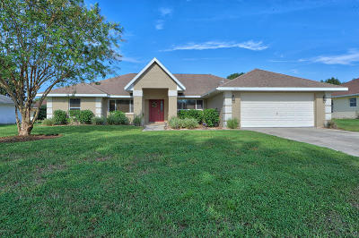 Ocala Single Family Home For Sale: 8692 SW 55th Terrace