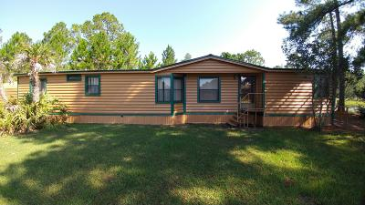 Fort McCoy Single Family Home For Sale: 12181 NE 139th Place
