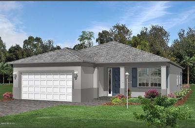 Single Family Home For Sale: 7875 SW 84th Loop