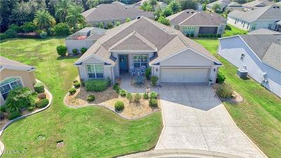 The Villages Single Family Home For Sale: 1866 Chancey Way