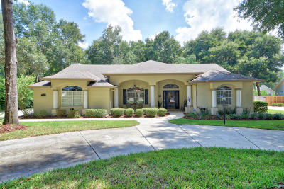 Ocala Single Family Home For Sale: 5103 SE 44th Circle