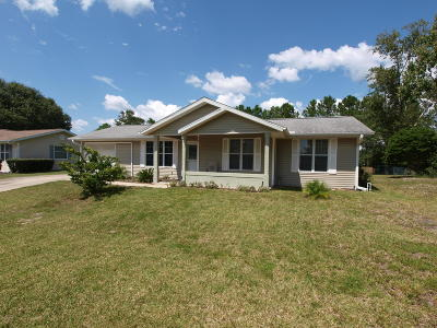 Marion County Single Family Home For Sale: 8929 SW 115th Street