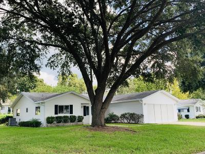 Spruce Creek So Single Family Home For Sale: 17715 SE 108th Avenue