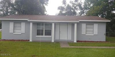 Marion Oaks North, Marion Oaks Rnc, Marion Oaks South Single Family Home For Sale: 14213 SW 43rd Court Road