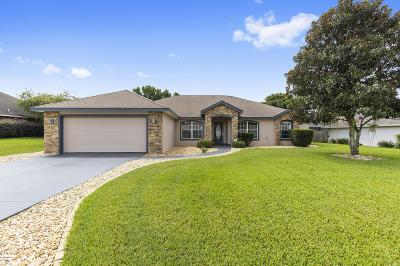 Ocala Single Family Home For Sale: 8879 SW 57th Court Road