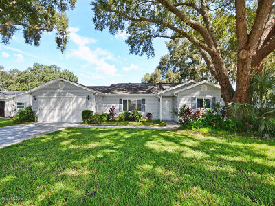 Spruce Creek So Single Family Home For Sale: 9723 SE 174th Place Road