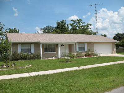 Marion Oaks North, Marion Oaks Rnc, Marion Oaks South Single Family Home For Sale: 14888 SW 35 Circle