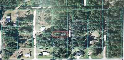 Belleview Residential Lots & Land For Sale: SE 43rd Terrace