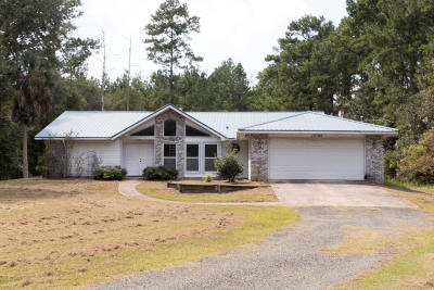Fort McCoy Single Family Home For Sale: 12700 NE Highway 315