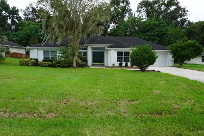 Ocala Rental For Rent: 3434 SW 10th Terrace