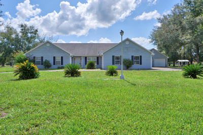 Summerfield Single Family Home For Sale: 2700 SE 163rd Street Road