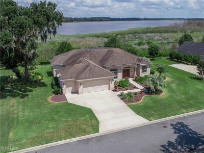 The Villages Single Family Home For Sale: 2295 Brookside Place