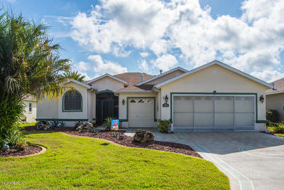 Ocala Single Family Home For Sale: 1725 SW 157th Place Road