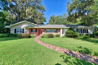 Ocala Single Family Home For Sale: 1416 SE 17th Avenue