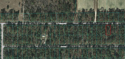 Dunnellon Residential Lots & Land For Sale: Lot 23 NW Falcon Ave