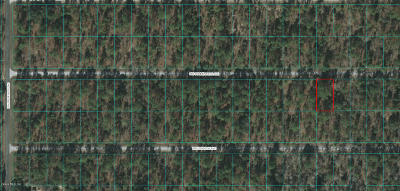 Dunnellon Residential Lots & Land For Sale: Lot 19 NW Summerfield Ave