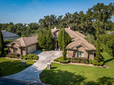Ocala Single Family Home For Sale: 3848 NW 85th Terrace