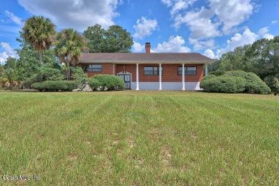 Single Family Home For Sale: 5156 E Co Rd 462