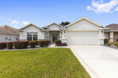Summerfield Single Family Home For Sale: 13906 SE 94th Court