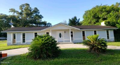 Ocala Single Family Home For Auction: 5620 NE 4th Place
