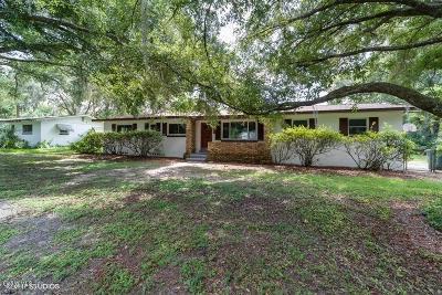 Ocala Single Family Home For Sale: 2906 SW 14th Street