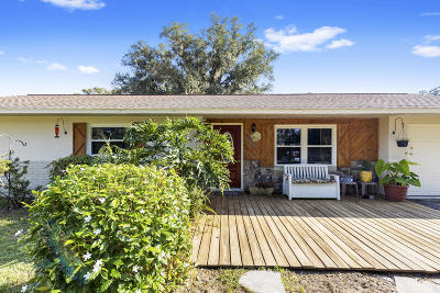 Belleview Single Family Home For Sale: 5924 SE 119 Street