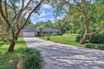 Ocala Single Family Home For Sale: 5240 SE 17th Street