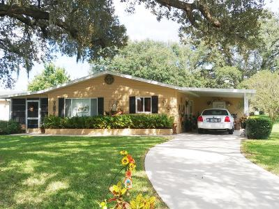 Ocala Single Family Home For Sale: 11055 SW 64th Avenue