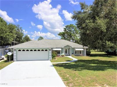 Williston Single Family Home For Sale: 1221 NE 152nd Court