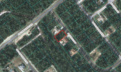 Ocala Residential Lots & Land For Sale: SW 170th Loop