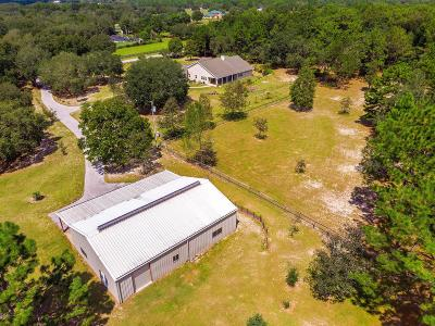 Dunnellon Single Family Home For Sale: 10805 SW 121st Avenue Road
