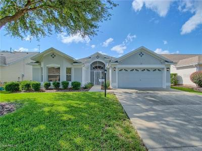 The Villages Single Family Home For Sale: 3520 Sterling Street