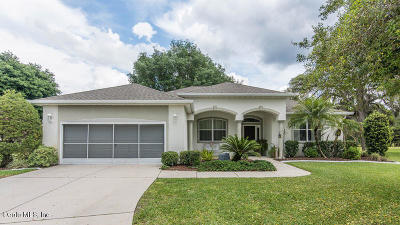 Marion County Single Family Home For Sale: 13849 Del Webb Blvd.