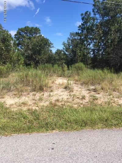Dunnellon Residential Lots & Land For Sale: 5404 W Atlanta Lane