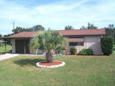 Ocala Single Family Home For Sale: 9015 SW 103rd Lane