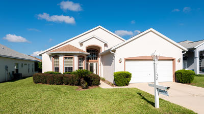 Ocala Single Family Home For Sale: 11152 SW 73rd Court
