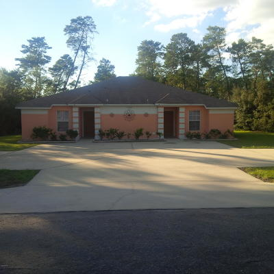 Ocala Rental For Rent: 16262 SW 29th Ct Rd Road