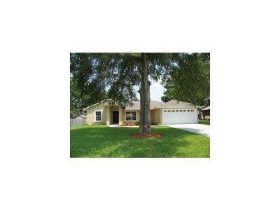 Ocala Rental For Rent: 4415 SE 61st Street