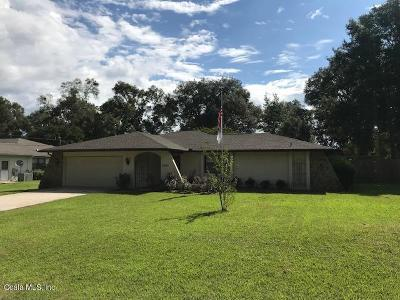 Dunnellon Single Family Home For Sale