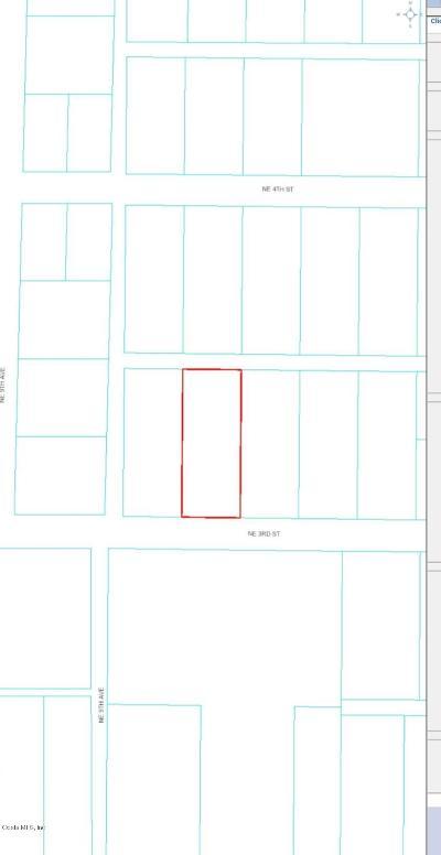 Ocala Residential Lots & Land For Sale: 927 NE 3rd Street