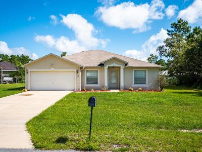 Ocala Single Family Home For Sale: 11 Fir Trail Terrace