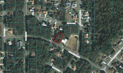 Ocala Residential Lots & Land For Sale: SW 143 Lane Road