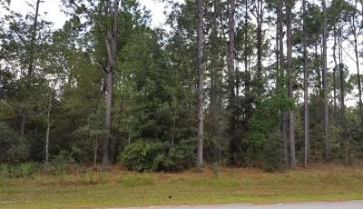 Dunnellon Residential Lots & Land For Sale: SW 57th Street #Lot 19