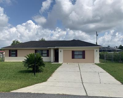 Marion Oaks North, Marion Oaks Rnc, Marion Oaks South Single Family Home For Sale: 4751 SW 139 St Road