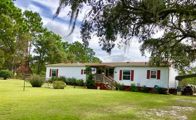 Ocala Single Family Home For Sale: 16723 SW 42nd Loop