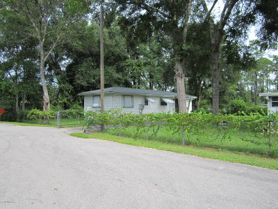 Silver Springs Single Family Home For Sale: 18643 SE 22nd Place
